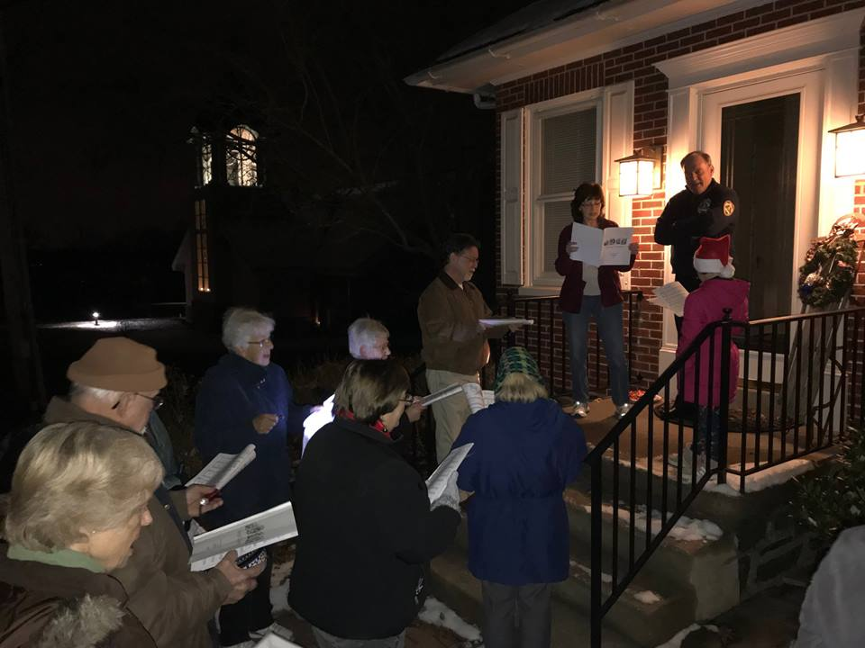 Neighborhood Caroling