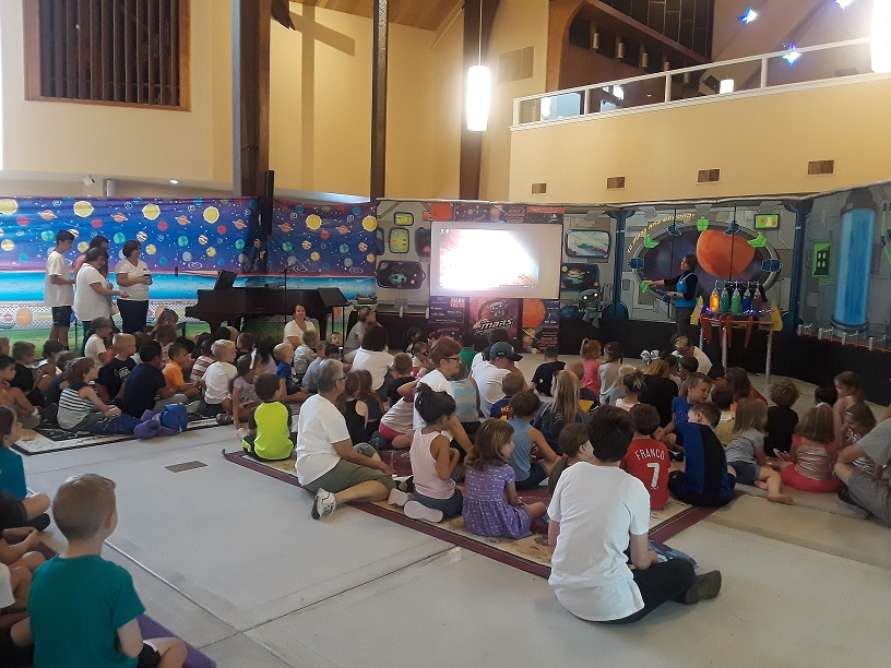 Vacation Bible Camp 2019
